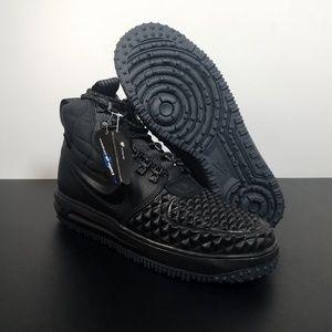 Nike lunar LF1 Air Force 1 Duckboot Black men